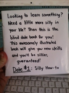Book #1: Silly how to!