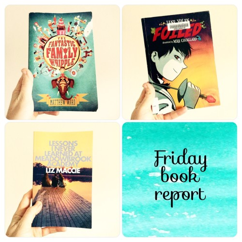Friday Book Report 13