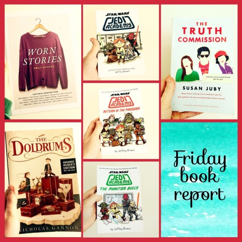 Friday Book Report 14