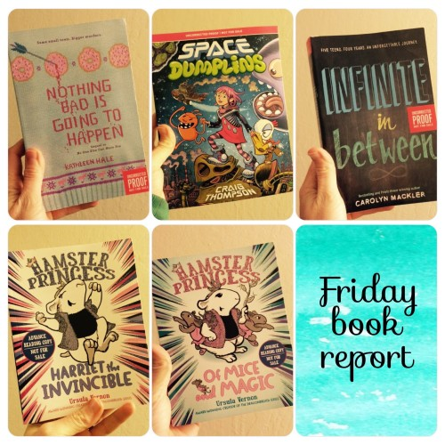 Friday Book Report 16