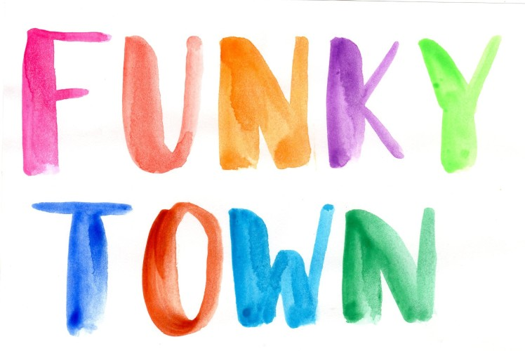 Sunday Song Journal #4: Funkytown